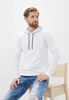 Худи, Aarhon, цвет: белый. Артикул: AA002EMJGLL8. Одежда / Толстовки и олимпийки / Худи