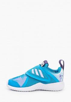 Кроссовки, adidas, цвет: бирюзовый. Артикул: AD002AGHZWG6. Новорожденным