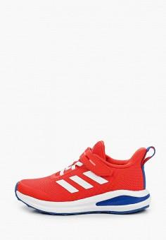 Кроссовки, adidas, цвет: синий. Артикул: AD002AKJMGN8. Мальчикам / Обувь / Кроссовки и кеды
