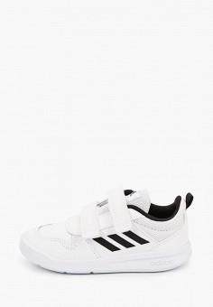 Кроссовки, adidas, цвет: белый. Артикул: AD002AKJZZQ7. Мальчикам / Обувь / Кроссовки и кеды