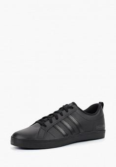 Кеды, adidas, цвет: черный. Артикул: AD002AMCDJC1. Обувь / Кроссовки и кеды / Кеды