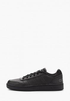 Кеды, adidas, цвет: черный. Артикул: AD002AMFKBL6. Обувь / Кроссовки и кеды / Кеды