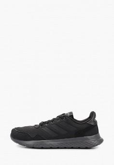 Кроссовки, adidas, цвет: черный. Артикул: AD002AMHLME8. Обувь / Кроссовки и кеды