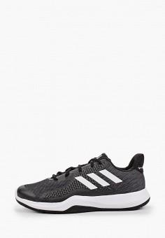 Кроссовки, adidas, цвет: черный. Артикул: AD002AMHLMU4. Обувь / Кроссовки и кеды