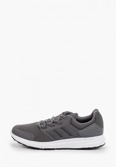 Кроссовки, adidas, цвет: серый. Артикул: AD002AMHLMU5. Обувь / Кроссовки и кеды