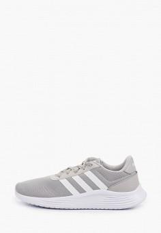Кроссовки, adidas, цвет: серый. Артикул: AD002AMHLMW5. Обувь / Кроссовки и кеды