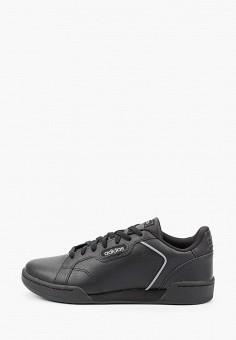 Кеды, adidas, цвет: черный. Артикул: AD002AMHLNA8. Обувь / Кроссовки и кеды / Кеды