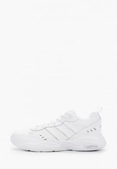 Кроссовки, adidas, цвет: белый. Артикул: AD002AMHLNO1. Обувь