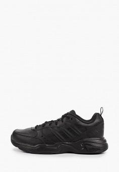 Кроссовки, adidas, цвет: черный. Артикул: AD002AMHLNO5. Обувь