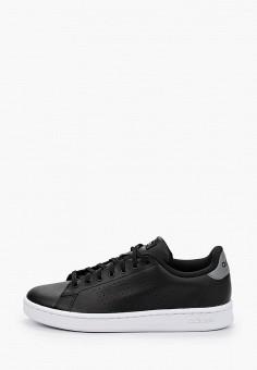 Кеды, adidas, цвет: черный. Артикул: AD002AMIYOY3. Обувь / Кроссовки и кеды