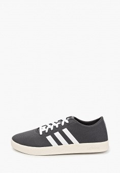 Кеды, adidas, цвет: серый. Артикул: AD002AMIYOZ2.