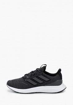 Кроссовки, adidas, цвет: черный. Артикул: AD002AMJJYU4. Обувь