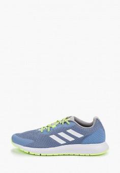 Кроссовки, adidas, цвет: голубой. Артикул: AD002AWFKCD4. Спорт