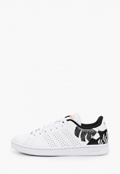 Кеды, adidas, цвет: белый. Артикул: AD002AWHLOJ7. Спорт