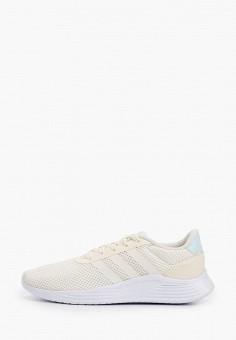 Кроссовки, adidas, цвет: бежевый. Артикул: AD002AWHLPO1. Спорт
