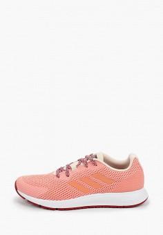 Кроссовки, adidas, цвет: розовый. Артикул: AD002AWJFOR1. Спорт