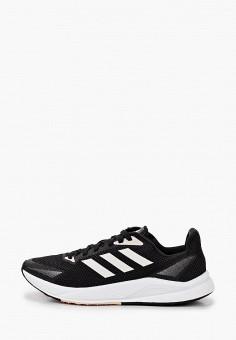 Кроссовки, adidas, цвет: черный. Артикул: AD002AWJMKZ3. Обувь