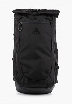 Рюкзак, adidas, цвет: черный. Артикул: AD002BUHLBQ1. Аксессуары / Рюкзаки