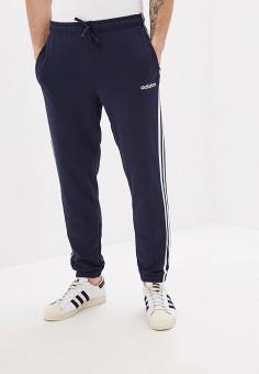Брюки спортивные, adidas, цвет: синий. Артикул: AD002EMFJYE7. Одежда / Брюки / Спортивные брюки