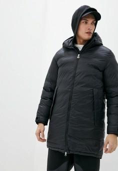 Куртка утепленная, adidas, цвет: черный. Артикул: AD002EMFKRR9. Одежда / Верхняя одежда / Демисезонные куртки