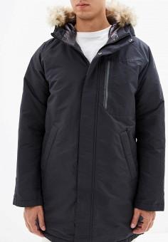 Пуховик, adidas, цвет: черный. Артикул: AD002EMGHRA5. Одежда / Верхняя одежда / Пуховики и зимние куртки