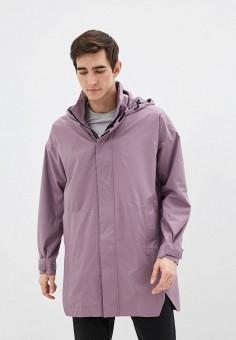Парка, adidas, цвет: фиолетовый. Артикул: AD002EMHLLN3. Одежда / Верхняя одежда / Парки