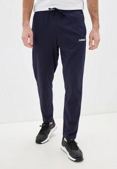 Брюки спортивные, adidas, цвет: синий. Артикул: AD002EMHLPH7. Одежда / Брюки / Спортивные брюки