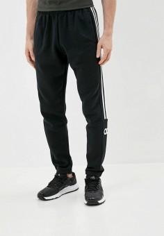 Брюки спортивные, adidas, цвет: черный. Артикул: AD002EMJMKS5. Одежда / Брюки / Спортивные брюки