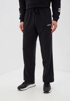 Брюки спортивные, adidas, цвет: черный. Артикул: AD002EMJMKT1. Одежда / Брюки / Спортивные брюки