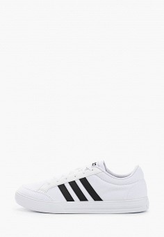 Кеды, adidas, цвет: белый. Артикул: AD003AMUQZ67. Обувь