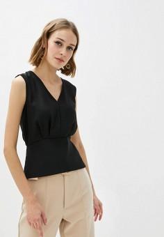 Блуза, adL, цвет: черный. Артикул: AD005EWGTDE1.