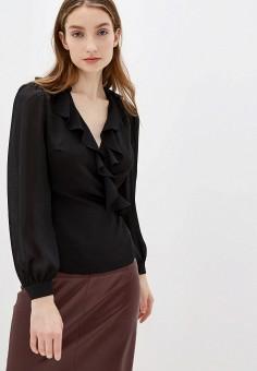 Блуза, adL, цвет: черный. Артикул: AD005EWGTDG3.