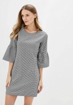 Платье, adL, цвет: серый. Артикул: AD005EWGTDJ0.