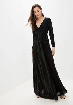Платье, adL, цвет: черный. Артикул: AD005EWGTDK2.