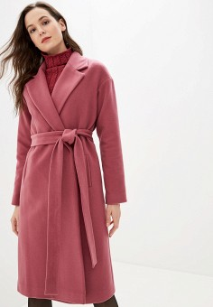 Пальто, adL, цвет: розовый. Артикул: AD005EWGTDO8.