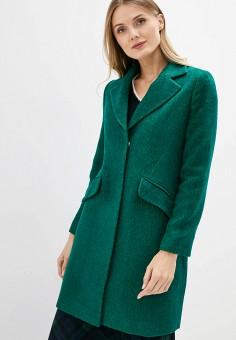 Пальто, adL, цвет: зеленый. Артикул: AD005EWGTDP0.