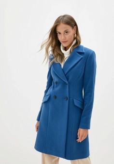 Пальто, adL, цвет: синий. Артикул: AD005EWGTDP3.
