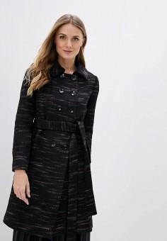 Пальто, adL, цвет: черный. Артикул: AD005EWGTDP6.