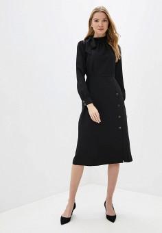 Платье, adL, цвет: черный. Артикул: AD005EWHKLU6.