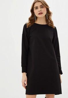 Платье, adL, цвет: черный. Артикул: AD005EWHKLV0.