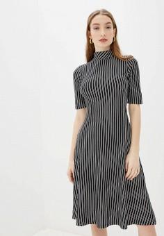 Платье, adL, цвет: черный. Артикул: AD005EWHKLV6.
