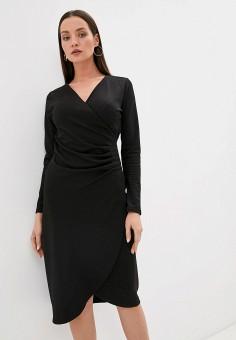 Платье, adL, цвет: черный. Артикул: AD005EWHKLV9.