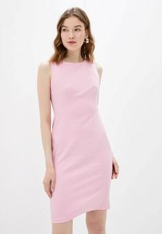Платье, adL, цвет: розовый. Артикул: AD005EWIPVT6.