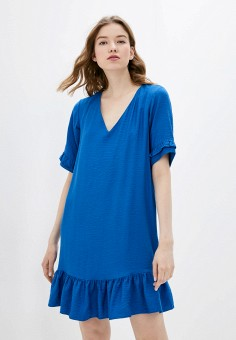 Платье, adL, цвет: синий. Артикул: AD005EWIPVU4.