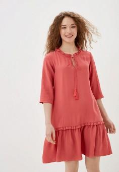 Платье, adL, цвет: красный. Артикул: AD005EWIPVU9.