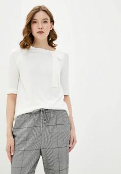Джемпер, adL, цвет: белый. Артикул: AD005EWIPVW2. Одежда / Джемперы, свитеры и кардиганы / Джемперы и пуловеры / Джемперы