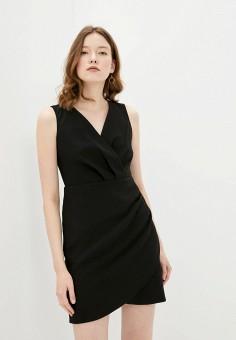 Платье, adL, цвет: черный. Артикул: AD005EWJBKL5.