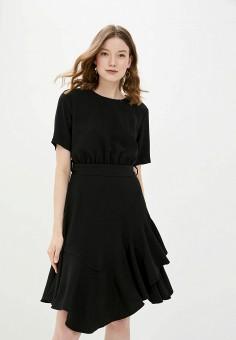 Платье, adL, цвет: черный. Артикул: AD005EWJBKL7.