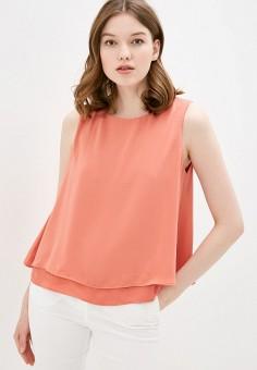 Блуза, adL, цвет: коралловый. Артикул: AD005EWJFWO1.