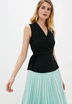 Блуза, adL, цвет: черный. Артикул: AD005EWJFWO9.